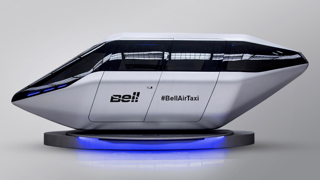 Bell taxi