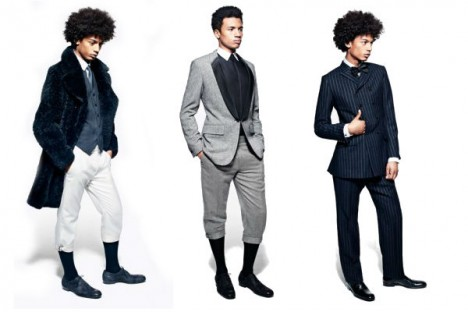 7a48357e2ab3 Obleky na mieru z módneho domu Alexander McQueen - ManWorld.sk