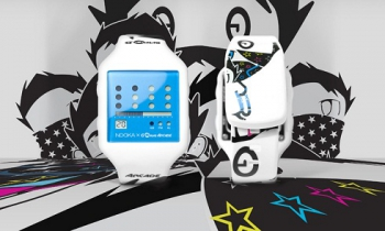 Nooka X Gommi Arcade - výstrelok budúcnosti