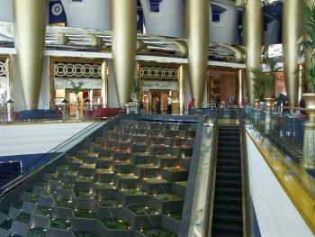 Najlepší hotel sveta: Burj Al Arab
